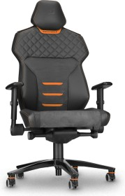 Backforce One Gamingstuhl, schwarz/orange