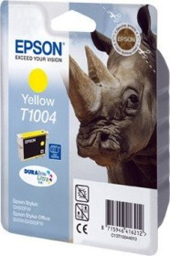 Epson ink T1004 yellow (C13T10044010)