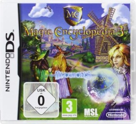 Magic Encyclopedia 3 (DS)