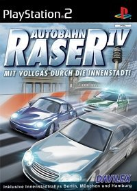 Autobahn Raser 4 (German) (PS2)