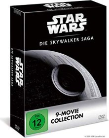 Star Wars Episode 1 bis 9 - Die Skywalker Saga