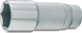 "Hazet 880LG-17 hexagon socket 3/8"" 17x60mm"