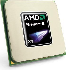 AMD Phenom II X4 810, 4x 2.60GHz, tray