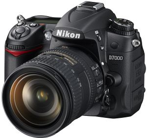 Nikon D7000 with lens AF-S VR DX 16-85mm 3.5-5.6G ED (VBA290K003)