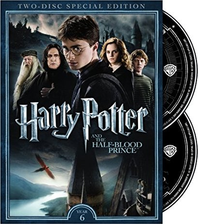 Harry Potter And The Half-Blood Prince (Special Editions) (UK) -- via Amazon Partnerprogramm