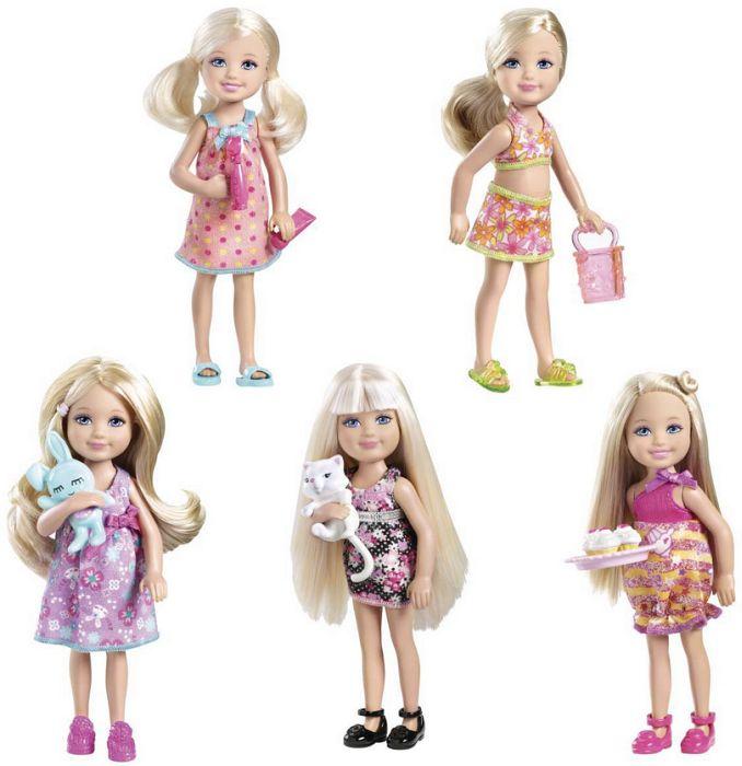 Barbie Zauberhafte Weihnachten 2019.Mattel Barbie Zauberhafte Weihnachten Chelsea V0572 Heise