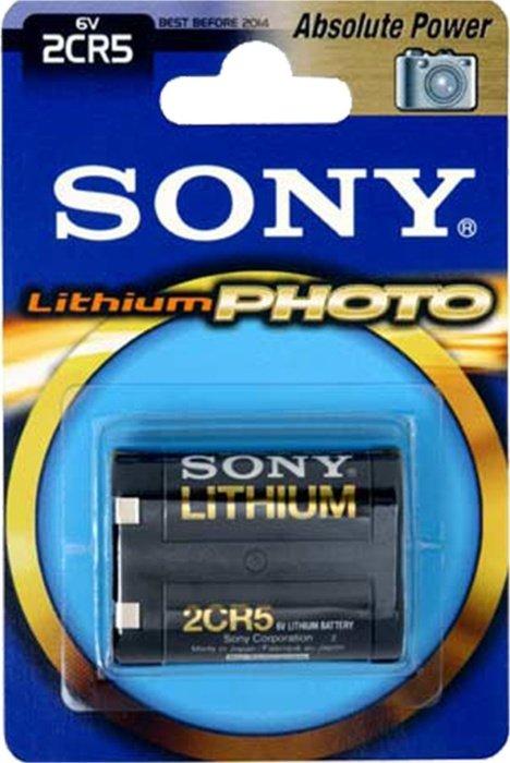 Sony 2CR5B1A, Lithium, 6V