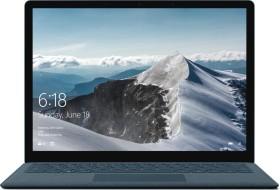 Microsoft Surface Laptop Kobalt Blau, Core i7-7660U, 16GB RAM, 512GB SSD, Commercial, Windows 10 Pro (JKR-00053)