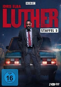 Luther Season 5 (DVD)