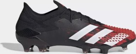 adidas Predator Mutator 20.1 FG core black/cloud white/active red (Herren) (EF2206)