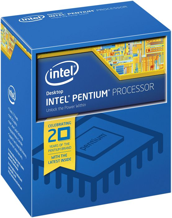 Intel Pentium G3258 Anniversary Edition, 2x 3.20GHz, boxed (BX80646G3258)
