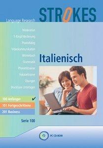 Strokes Language Research: Italienisch 100 - Anfänger (deutsch) (PC)
