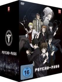 Psycho Pass Gesamtausgabe Staffel 1