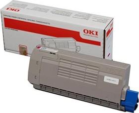 OKI Toner 44318606/43866106 magenta