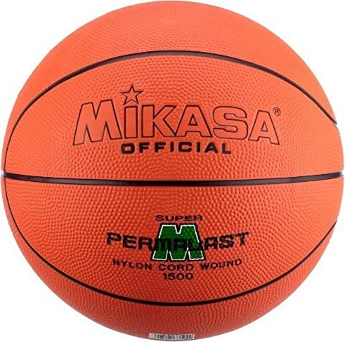 Mikasa Permalast 1500 Basketball -- via Amazon Partnerprogramm