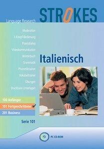 Strokes Language Research: Italienisch 101 - Fortgeschrittene (deutsch) (PC)