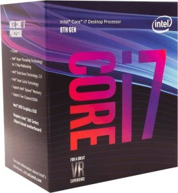 Intel Core i7-8700, 6x 3.20GHz, boxed (BX80684I78700)