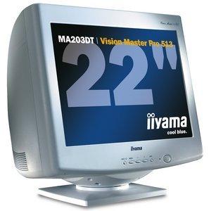 "iiyama Vision Master Pro 513 (MA203DT), 22"", 110kHz"