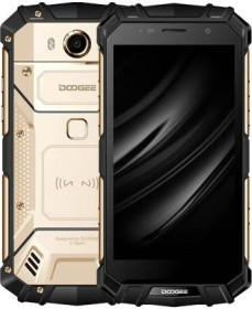 Doogee S60 Lite schwarz/gold