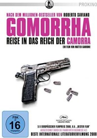 Gomorrha - Vor der Mafia gibt es kein Entrinnen (DVD)