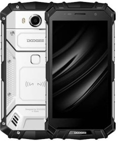Doogee S60 Lite schwarz/silber