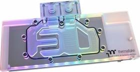 Thermaltake Pacific V-RTX 2070 SUPER Plus ASUS Turbo GPU Block mit Backplate (CL-W278-CU00SW-A)