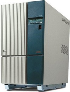 APC Smart-UPS DP 8kVA, serial port (SUDP8000I)