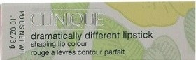 Clinique Dramatically Different Lipstick 18 hot tamale, 3g
