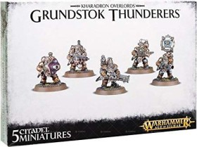 Games Workshop Warhammer Age of Sigmar - Kharadron Overlords - Grundstok Thunderers (99120205022)