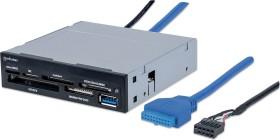 Manhattan 48in1 Multi-Slot-Cardreader, USB 3.0 19-Pin Stecksockel [Stecker] (101967)