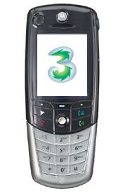 3 Motorola A835 z 3VideoPlus 250 Tarif