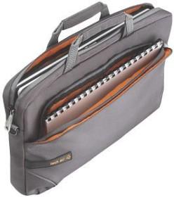 "Ultron Techair 15.6"" carrying case grey/orange (TANZ0117)"