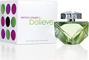Britney Spears Believe Eau De perfume 100ml -- via Amazon Partnerprogramm