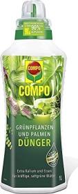 Compo Grünpflanzen- und Palmendünger, 1l (14441)