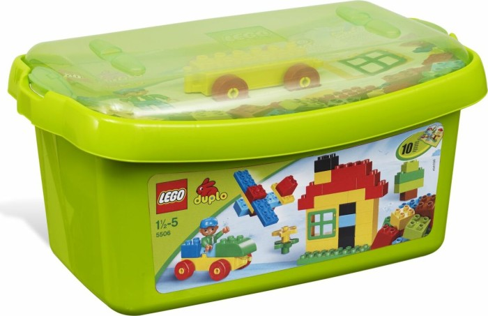 LEGO - DUPLO Bricks Starter Set - Large Brick Box (5506) -- via Amazon Partnerprogramm
