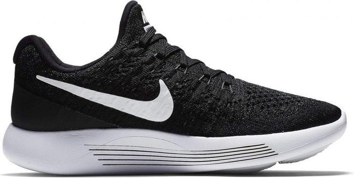 86d9e775237 Nike Lunarepic Low Flyknit 2 black anthracite white (ladies) (863780 ...