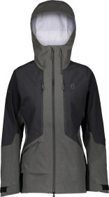 Scott Vertic GTX 3L Stretch Skijacke dark grey melange/black (Damen) (272509-5519)