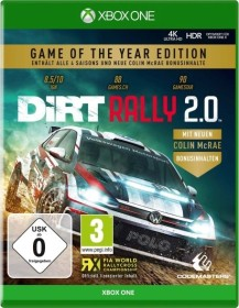 DiRT Rally 2.0 - Game of the Year Edition (Xbox One)