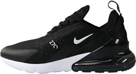 Nike Air Max 270 black/white/solar red/anthracite (men) (AH8050-002)