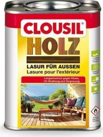 CLOU CLOUsil Holzlasur für außen Holzschutzmittel braun, 750ml