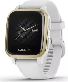 Garmin Venu SQ white/light gold (010-02427-11)