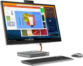 Lenovo IdeaCentre AIO 5 27IMB05 Mineral Grey, Core i7-10700T, 16GB RAM, 256GB SSD, 1TB HDD, GeForce GTX 1650, DVD+/-RW (F0FA003SGE)