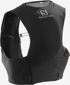 Salomon S-Lab Sense Ultra 5 Set Trinkrucksack schwarz (C13012)