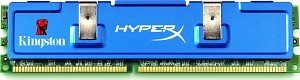 Kingston HyperX DIMM     256MB, DDR-400, CL2-2-2-6-1T (KHX3200/256)