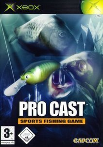 Pro Cast Sports Fishing (German) (Xbox)