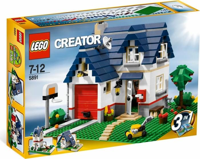 LEGO - Creator 3in1 - Apple Tree House (5891) -- via Amazon Partnerprogramm
