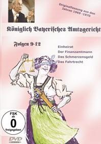 Königlich Bayerisches Amtsgericht Vol. 3 (Folgen 9-12)