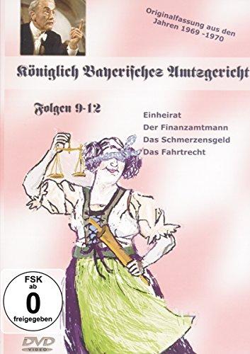 Königlich Bayerisches Amtsgericht Vol. 3 (Folgen 9-12) -- via Amazon Partnerprogramm