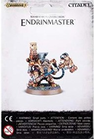 Games Workshop Warhammer Age of Sigmar - Kharadron Overlords - Endrinmaster (99070205013)