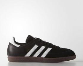 adidas Originals Samba Lässige Fußball Schuhe Herren schwarz